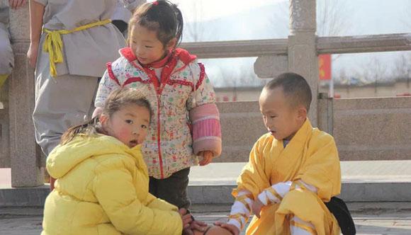 孩子几岁开始学武术合适?